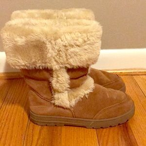 Shoes - Fur winter boots